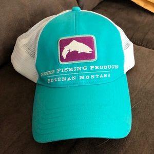 Simms women's flyfishing hat